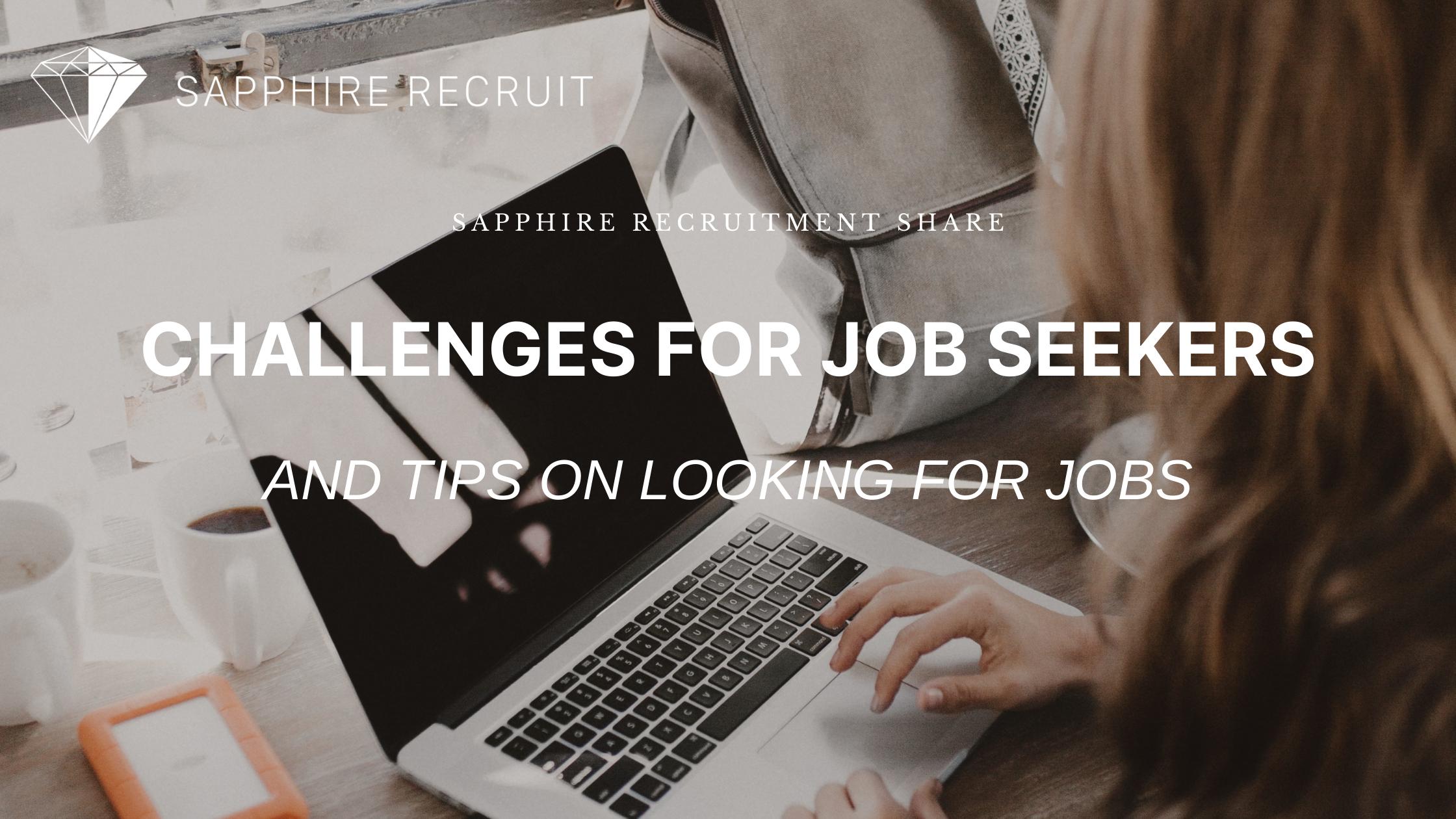 Challenges Facing Job Seekers blog header
